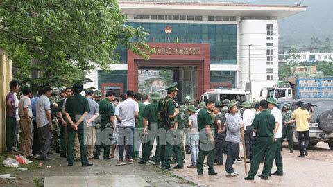 vượt biên, cướp súng, biên giới, Trung Quốc, Bắc Phong Sinh, Quảng Ninh