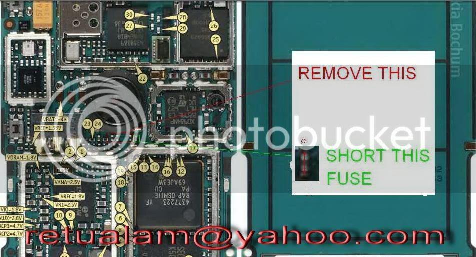 Online Mobile Repairing  Nokia 6300 All Camera Solutions