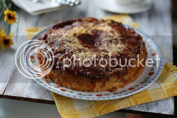 Moist apple cake 2