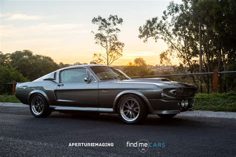 ford mustang fastback  correct eleanor