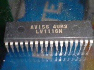 IC LV1116N