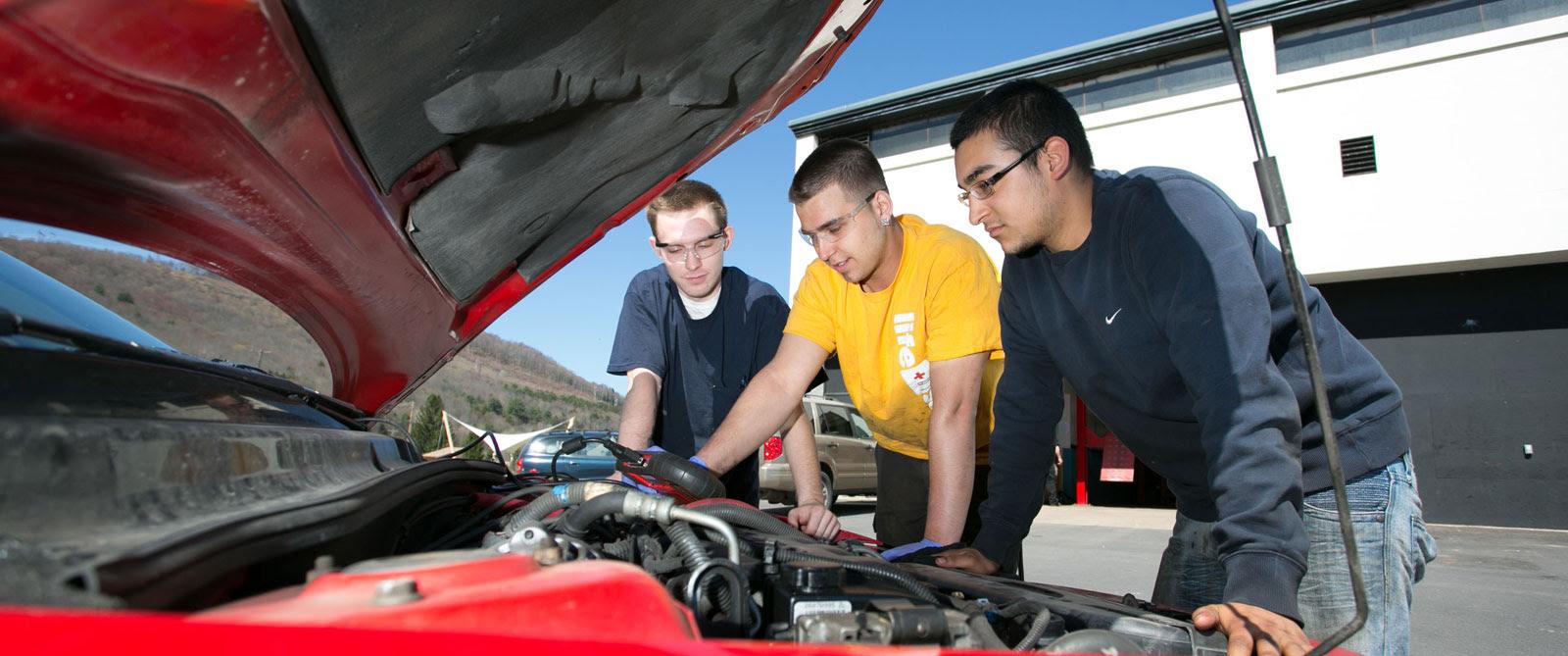 Automotive Technology AAS