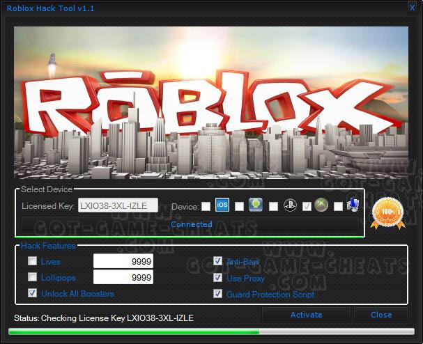 Hack Roblox Tools - Robux Hack Tutorial