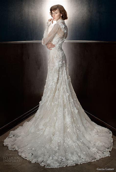 Galia Lahav Spring 2018 Wedding Dresses ? ?Victorian