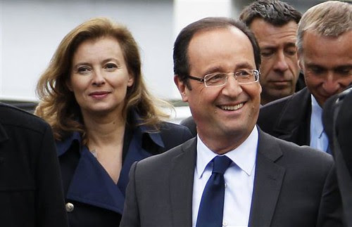 Socialist candidate Francois Hollande has won the first round of the presidential elections against the current  leader Sarkozy. The second round will take place on May 10. The right-wing national front won almost 20 percent in the vote. by Pan-African News Wire File Photos