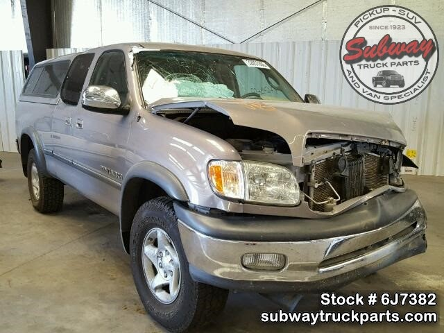 2002 Toyota Tundra Parts
