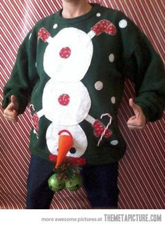 funny-Christmas-sweater-snowman
