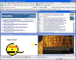 Orca Browser, un navigateur web basé sur Gecko