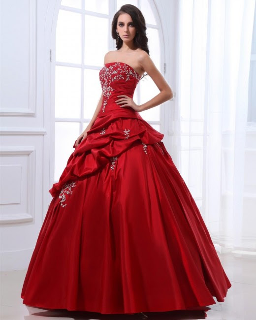 beautiful collection of valentine's day dresses for 2015