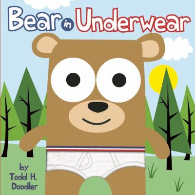 Cover Art for Bear in underwear