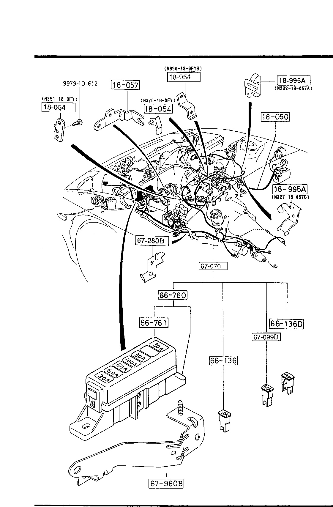1991 Rx7 Wiring Diagram