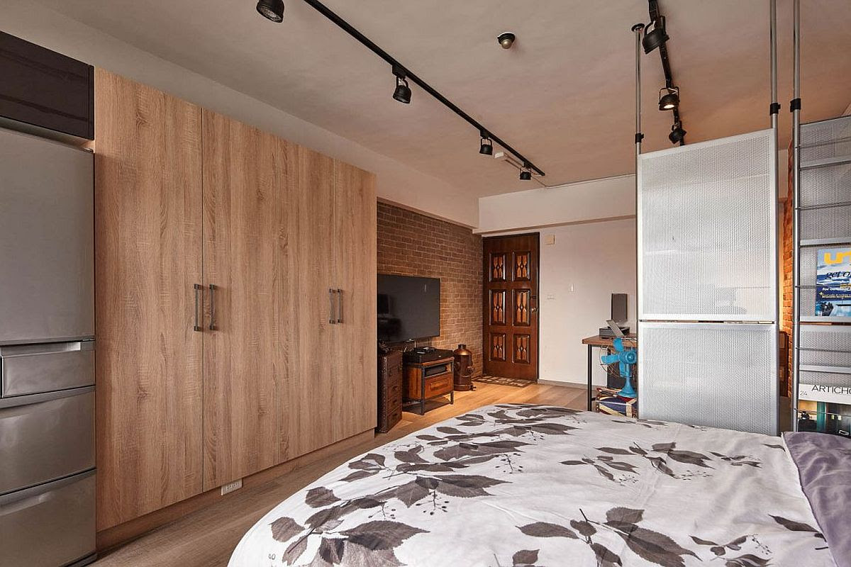 Space-conscious apartment design by Alfonso Ideas Designs