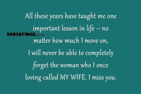 Sad Sayings About Missing Someone Sad Sayings Page 3