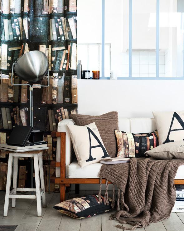 H&M Home's Inspiring Living-Room