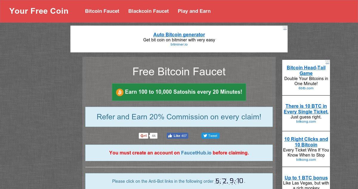 Bitcoin Faucet Rotator Script Free Ethereum Classic Mining Guide Windows -