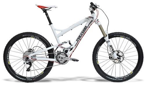 Jual Sepeda GUNUNG MTB Polygon Full Suspension Seri Tahun