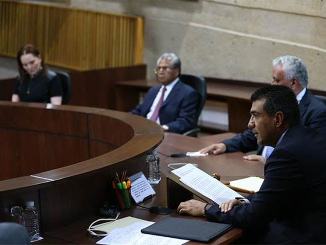 El presidente del Tribunal Electoral del Poder Judicial de la Federación, señaló que las impugnaciones que se están tratando, son de toda clase