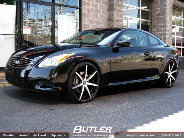 Infiniti Gin Lexani R Seven Wheels Exclusively From Butler Tires And Wheels In Atlanta