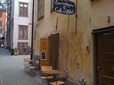 Sven Vintappare Hotell och Cafe