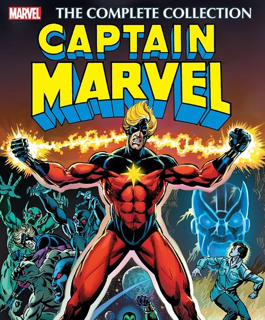 giant size marvel review captain marvel  jim starlin  complete collection