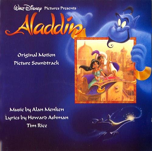 Foreign Disney Soundtracks: Aladdin