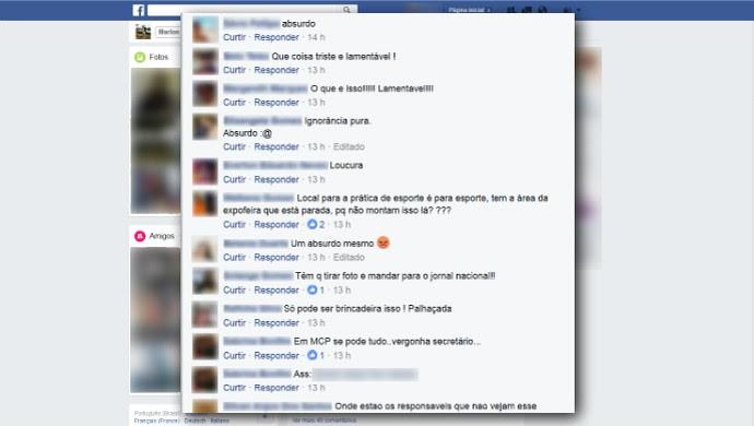 Atletismo; Amapá (Foto: Reprodução/Facebook)