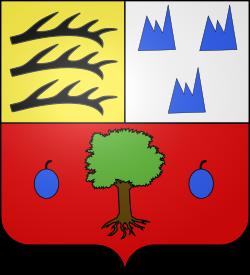 Blason de Vandoncourt
