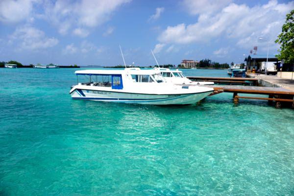 Kết quả hình ảnh cho maldives speedboat transfer