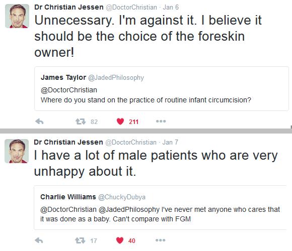 Circumcision Quotations