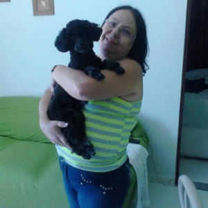 Sandra Maria Marçulo da Costa estava no carro com o filho, na altura da cidade de São João do Meriti