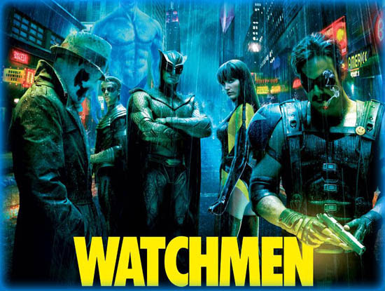 Watchmen (2009) - Movie Review / Film Essay