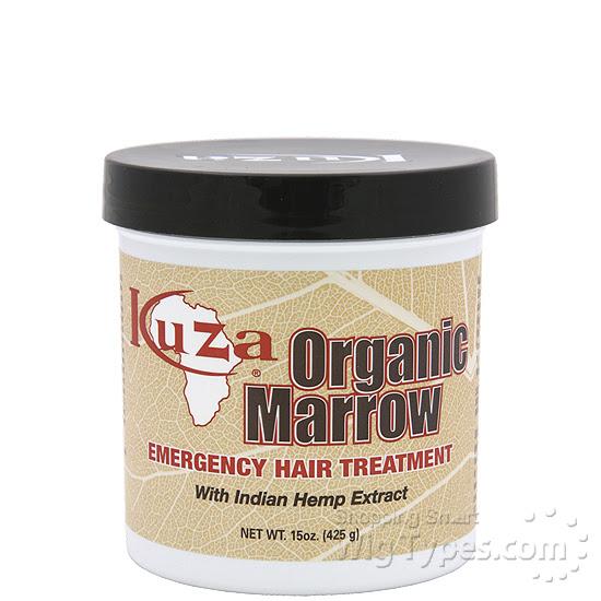 Kuza Organic Marrow Emergency Hair Treatment 15oz  WigTypes.com