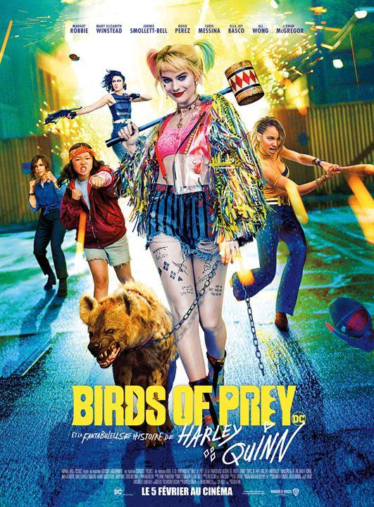 Birds of Prey et la fantabuleuse histoire de Harley Quinn : Affiche
