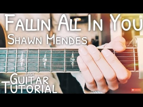 fallin all in you chords - guitar chords lessons