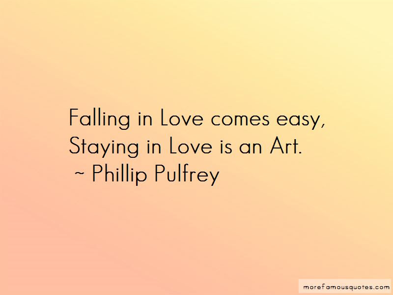 Love Comes Easy Quotes Top 26 Quotes About Love Comes Easy From