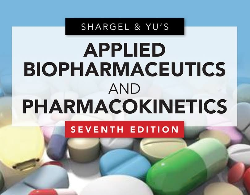 applied biopharmaceutics and pharmacokinetics by leon shargel pdf free download