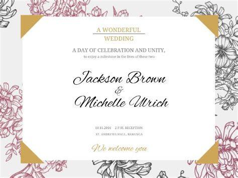 Wedding Card Maker ? Create Custom Photo Cards Online   Fotor
