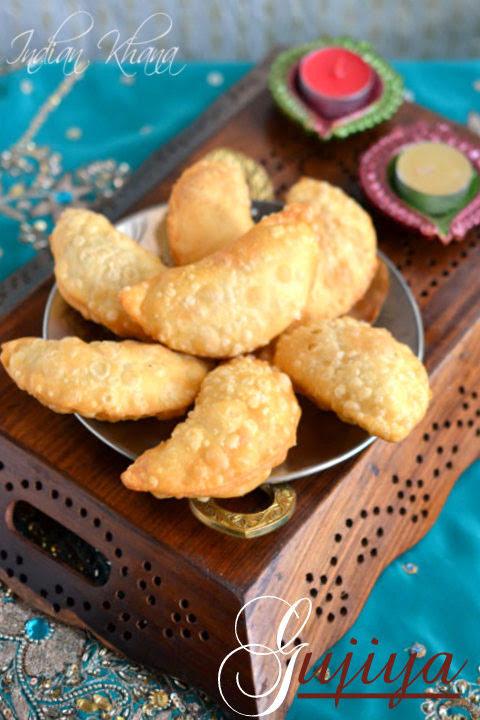 Gujiya Karanji Recipe