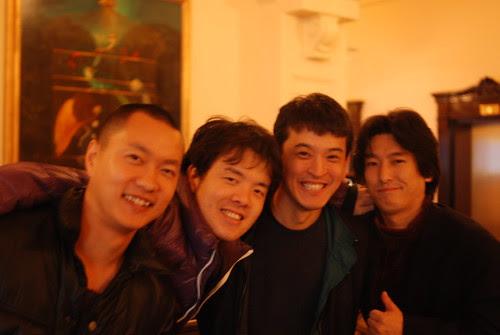 roommates; Photo taken by kakutani