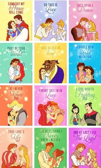 """The """" Rules"""" of Disney Princesses some may wonder about ..."""