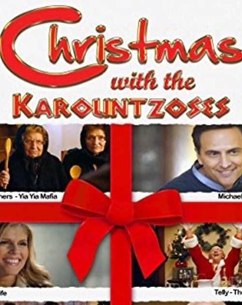 Ver Christmas With the Karountzoses (2015) Película Completa en Español Latino Gratis