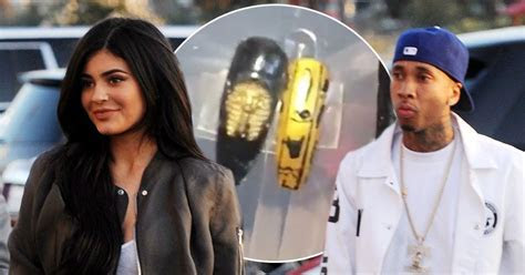 Kylie Jenner sparks wedding rumours as she calls Tyga 'my