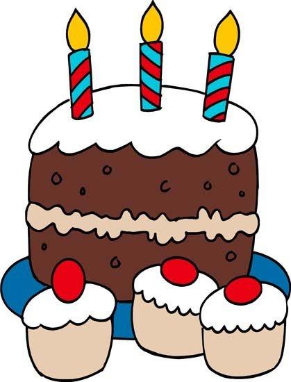 Free Birthday Cake Clipart Clipartfest Birthday Cake Clip