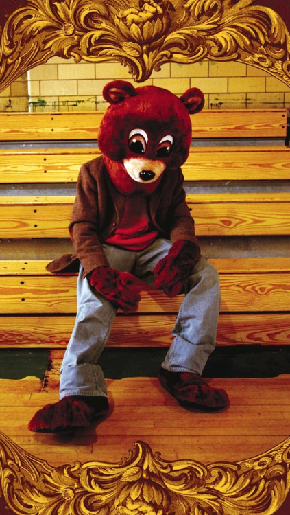 Kanye West iPhone Wallpaper - WallpaperSafari
