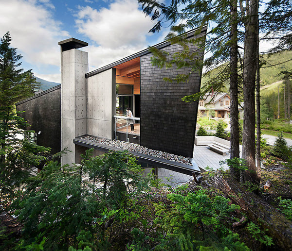 whistler residence battersby architects enpundit 18 Whistler Residence by Battersby Howat Architects