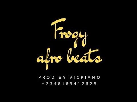 Burna boy type beat-frogy prod by vicpiano