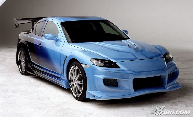 the fast and the furious tokyo drift car of the day neelas rx 8 20060609022443399