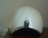 Modern German motorcycle helmet by DOT