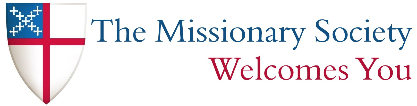 The Missionary Society Welcomes You
