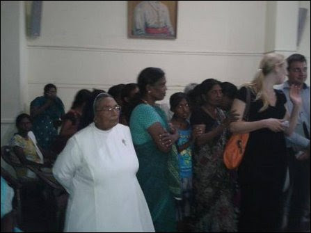 Sinhala mob disrupts victims meeting in Colombo